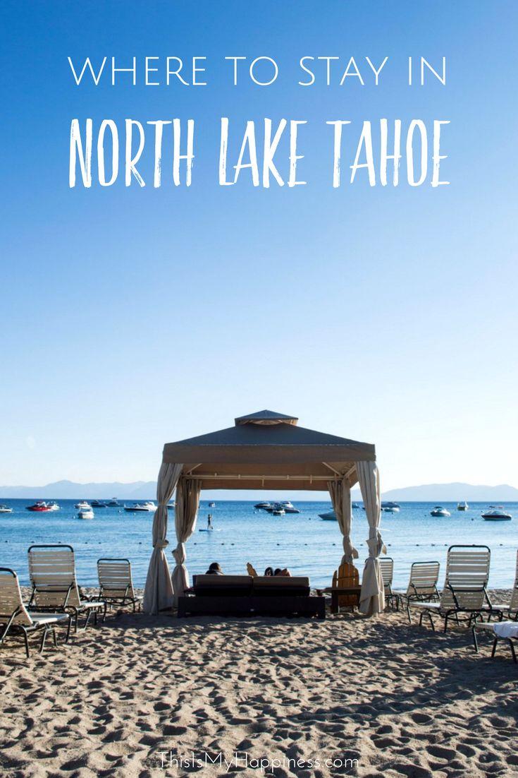 Lake tahoe sunset travel channel pinterest - Where To Stay In North Lake Tahoe Hyatt Lakeside Resort