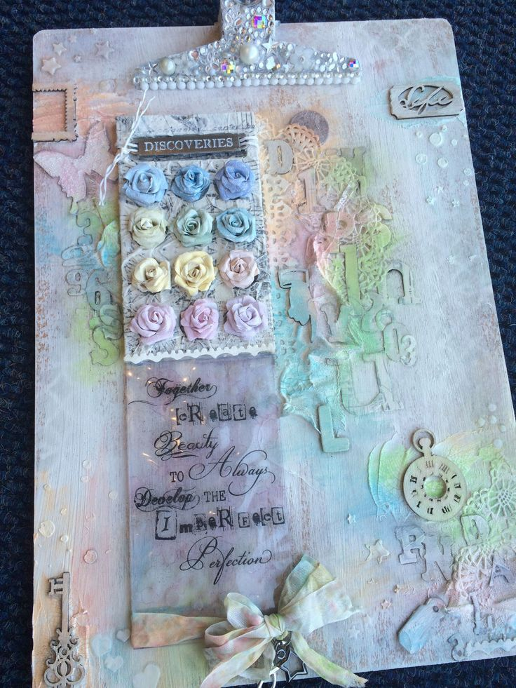 Altered Clipboard