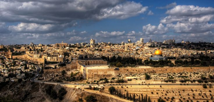 Jerusalem by Dan Goldberger on 500px