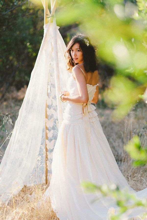 Midsummer Daydream Wedding Inspiration