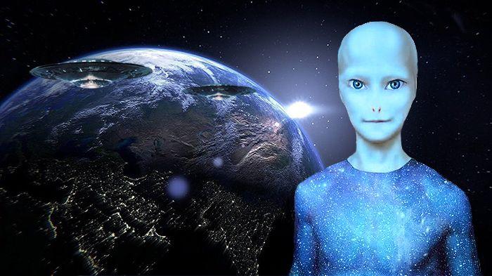 Los Andromedanos Son Una De Las Civilizaciones Más Evolucionadas Que Trabajan Con La Tierra En Este M Extraterrestres Galaxia Andromeda Mensaje Extraterrestre