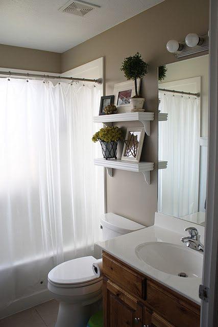 bathroom wall cabinet with towel bar woodworking