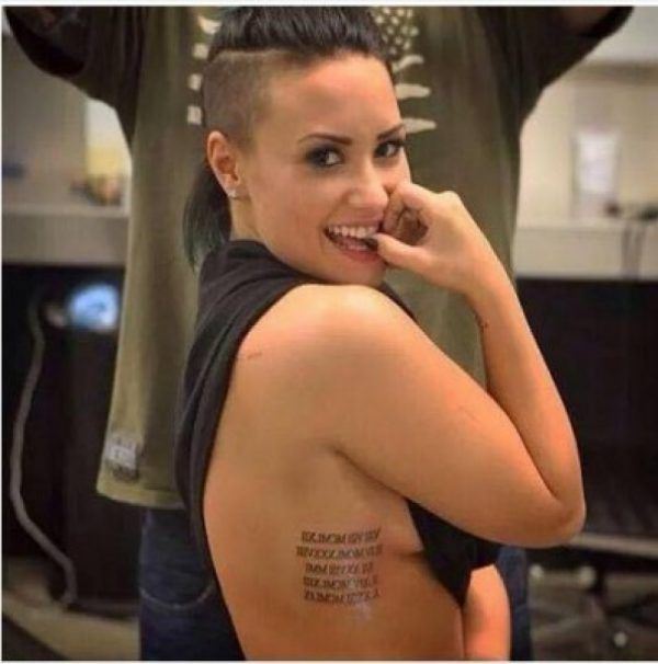 230 Tatuajes de famosas y famosos | Tatuajes para Mujeres
