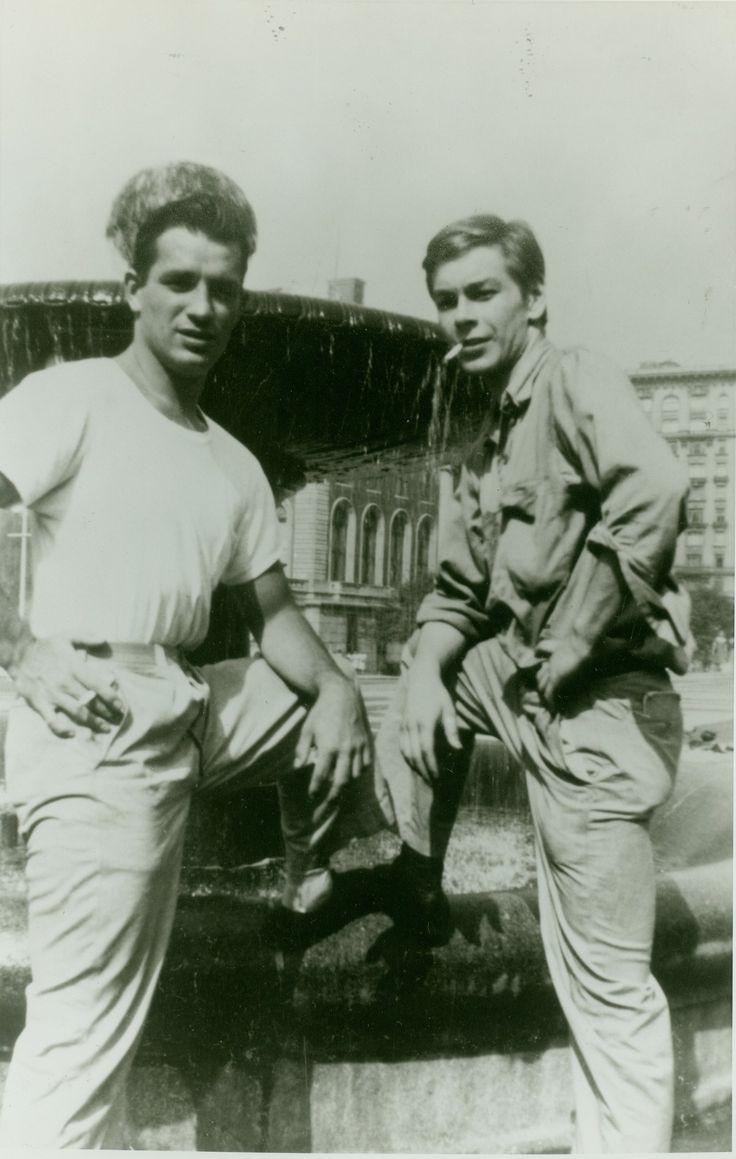 Jack Kerouac & Lucien Carr