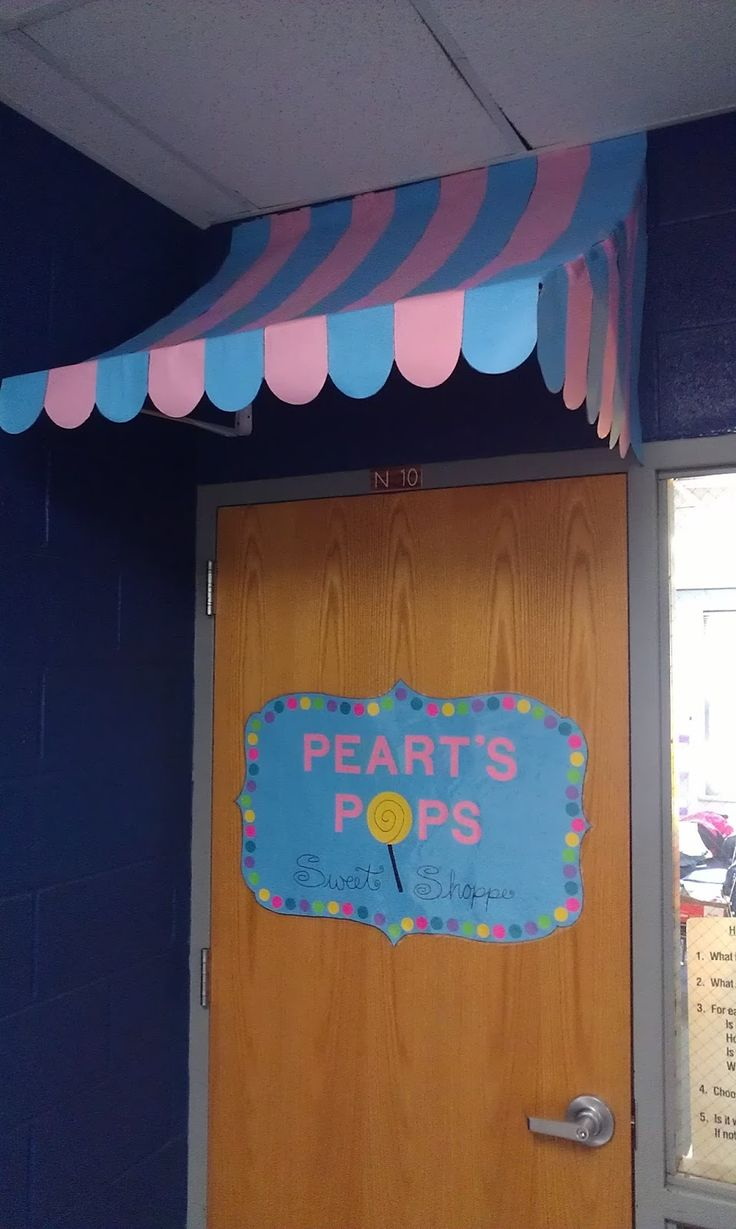 47 Best Candy Themed Classroom Images On Pinterest