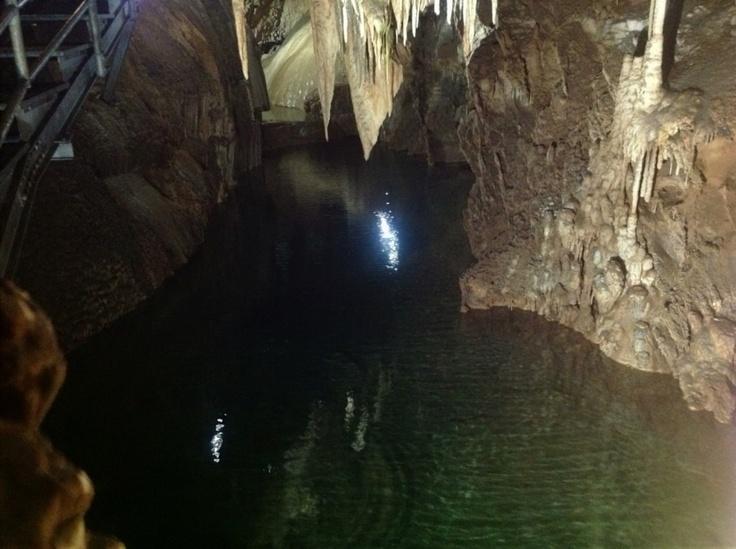 Laghi sotterranei, grotta di Su Mannau, Flumini Maggiore - Iglesias