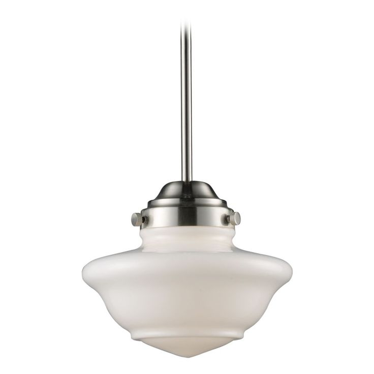 $99 Landmark Lighting, Inc. Schoolhouse Pendant 69042-1