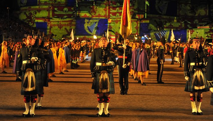 Tickets to the Edinburgh Tattoo - I'd so very much love to see this