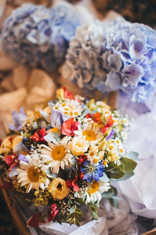 My wedding flowers