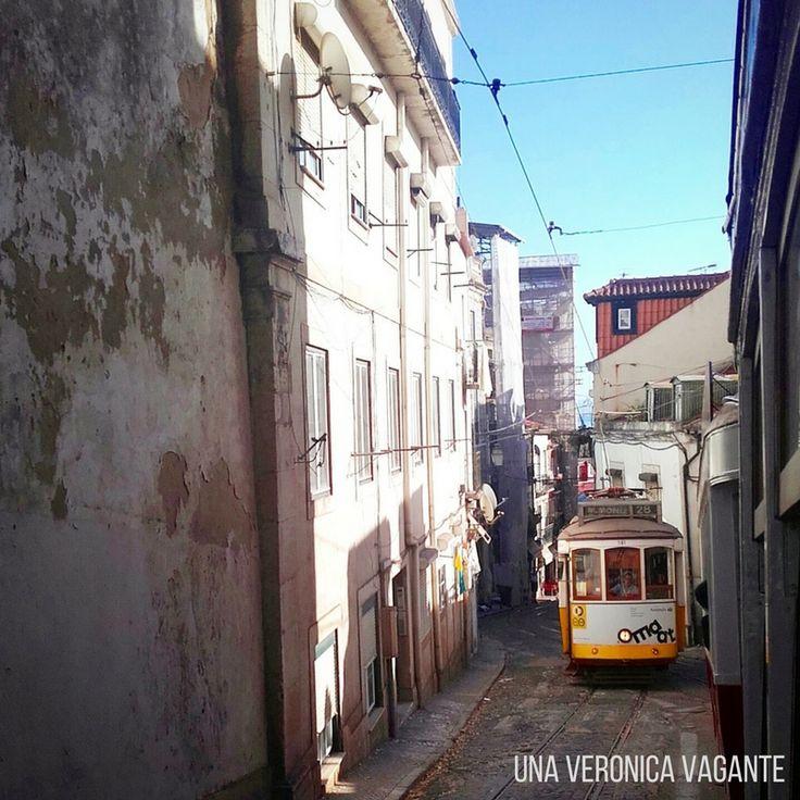 Cosa fare a Lisbona? Tra le 15 cose, sicuramente merita fare una cosa interminabile per godersi il giro sul famoso E28!