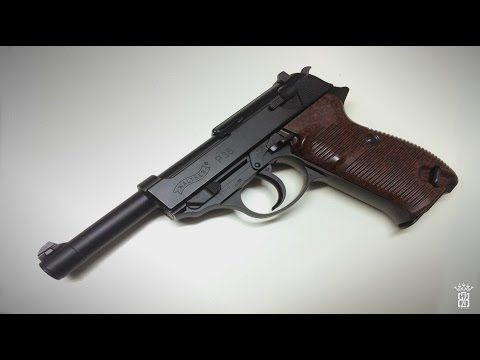 Pistol Airsoft Walther P.38 - EchipamentMilitar.Ro