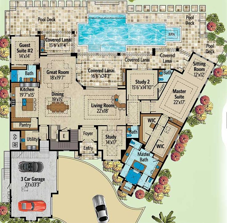 1000 images about architecture on pinterest floor plans for Monster house floor plans