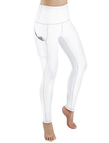 901b9d6318575 $20.98 Discount ODODOS High Waist Out Pocket Yoga Pants Tummy Control  Workout Running 4 Way Stretch Yoga Leggings #women #woman #yoga #leggings  #trend # ...