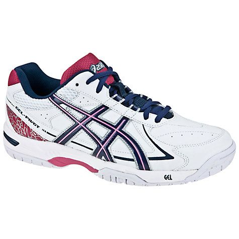#TonedandTanned Buy Asics GEL-Pivot 9 Netball Shoes Online at johnlewis.com