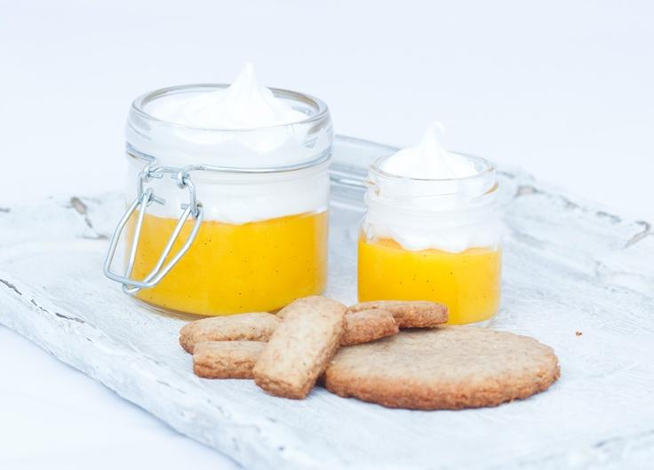 Le Chat de Sucre. Lemon Meringue Tart