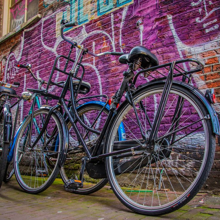 Dutch Bike Style by Agustin Ramirez Valenzuela on 500px