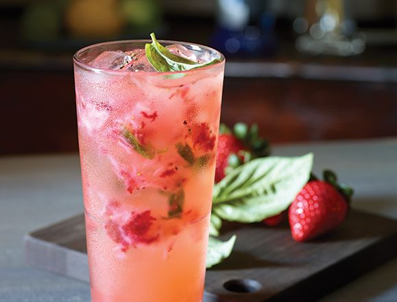 Applebee's Fresh Fruit Citronade: just had one of these the other day at Applebee's and OMG I was marvelous!