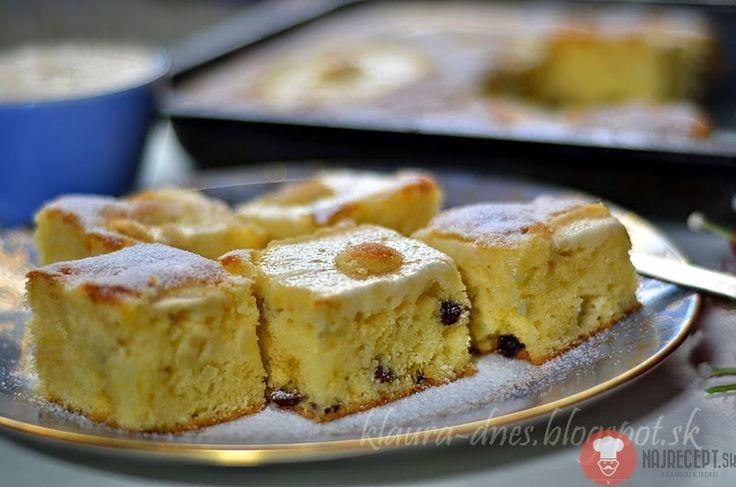 Taliansky jablkový koláč