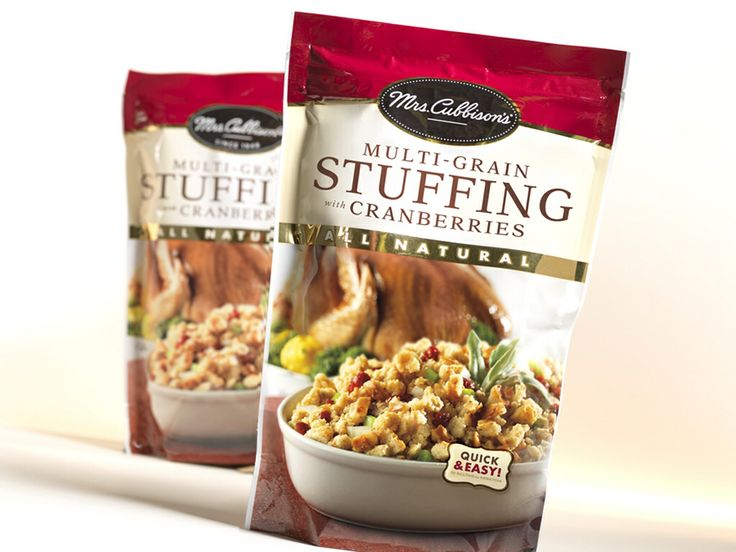 Mrs. Cubbison's Stuffing package