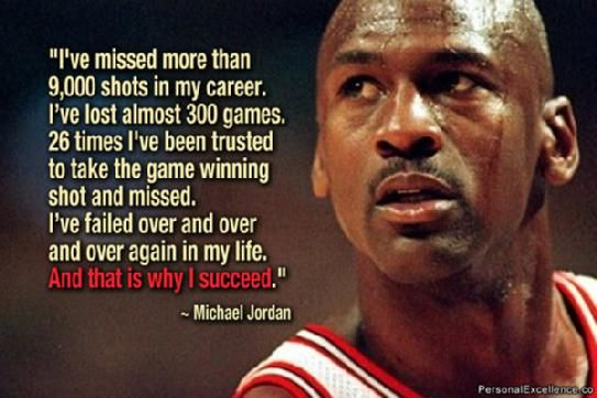 MJ inspirational quote