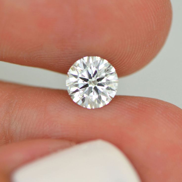 certified real gia cut excellent image ct diamond round diamonds k carat brilliant