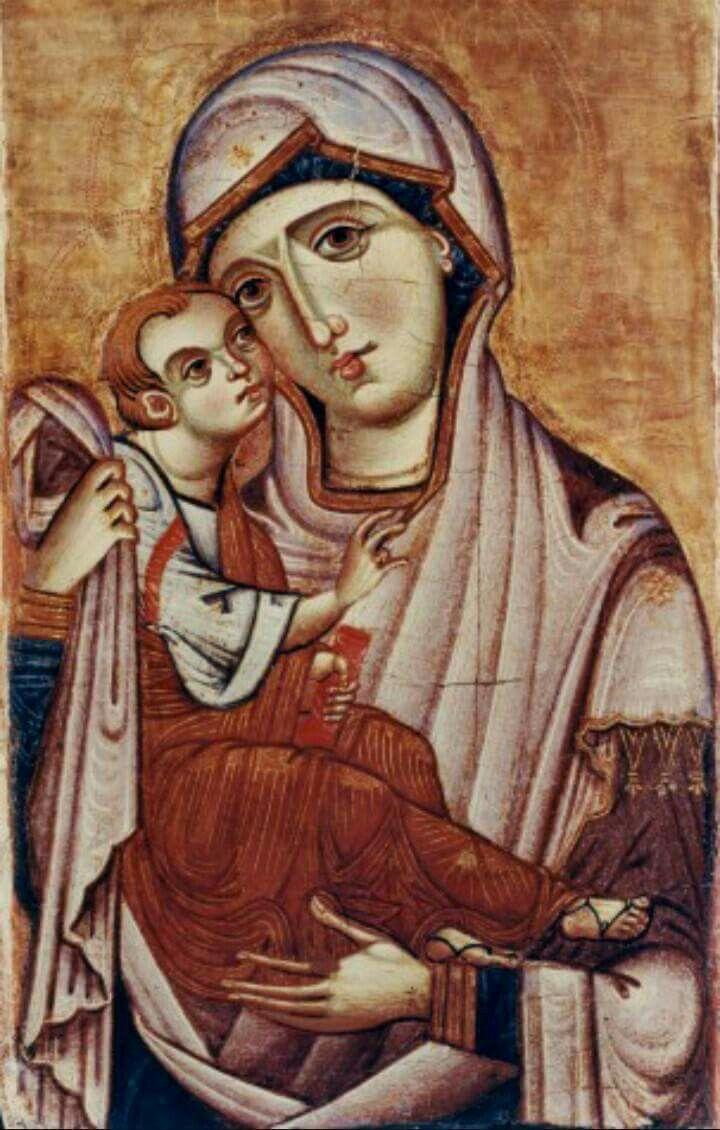 Scuola pisana. XIII secolo. Museo Lia. La Spezia
