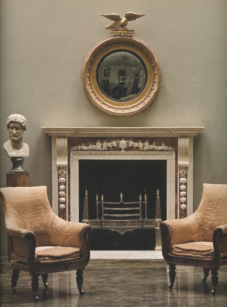 Reproduction Georgian Fireplaces Part - 34: Good Selection Of Antique Stone Fireplaces And Chimneypieces, Reproduction  Fireplaces, Regency Fireplaces, And Georgian Fireplaces At Jamb Limited.