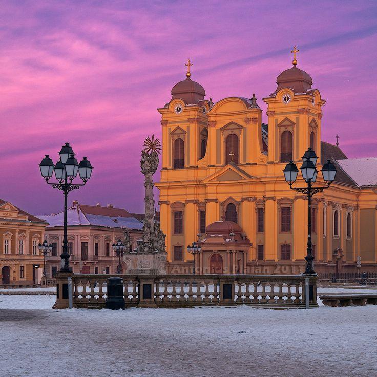 Timisoara European Best Destinations Copyright Antonius Plaian #Timisoara #Romania #Travel #Europe  #ebdestinations @ebdestinations