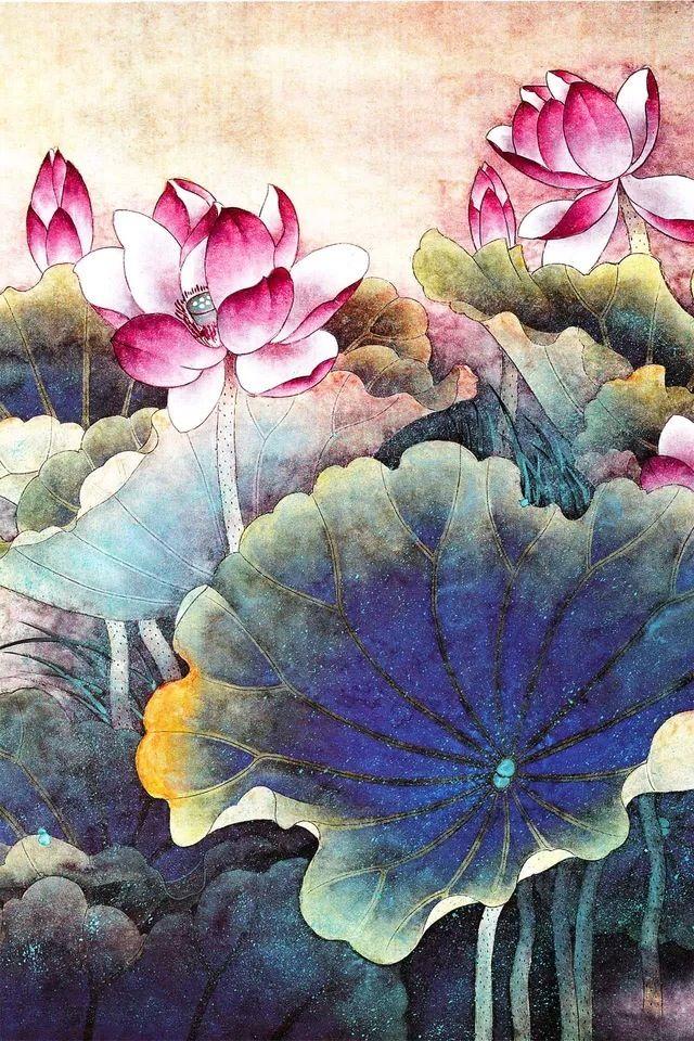 Chakra Wallpaper Lotus