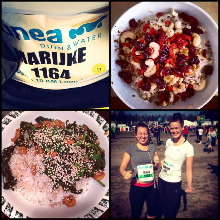 Food for Running - Wanneer je door een blessure niet hebt kunnen trainen voor een 10 kilometer loop, moet je creatief zijn en er op een andere manier voor zorgen dat je de loop toch enigszins tot een succes kunt maken. Dat is wat ik in ieder geval in mijn 52Challenge heb gedaan. Door middel van de juiste voeding zou ik zondag wel even die tien kilometer lopen.