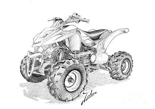 Kawasaki ATV-uri de Joker Galerie