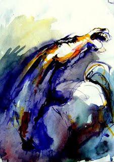 Yeryüzü sanat atölyesi-Şaban Pala: atlar ve kadınlar