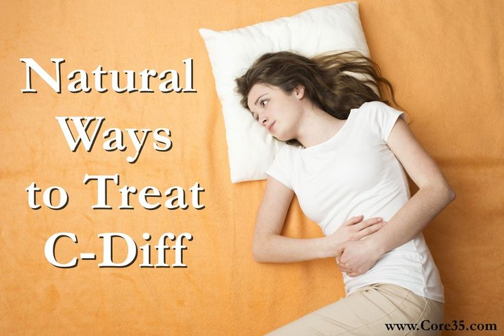 Core35: Natural Ways to Treat C-Diff