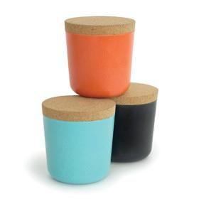 Gusto 15 oz. Storage Jar Set (Set of 3)