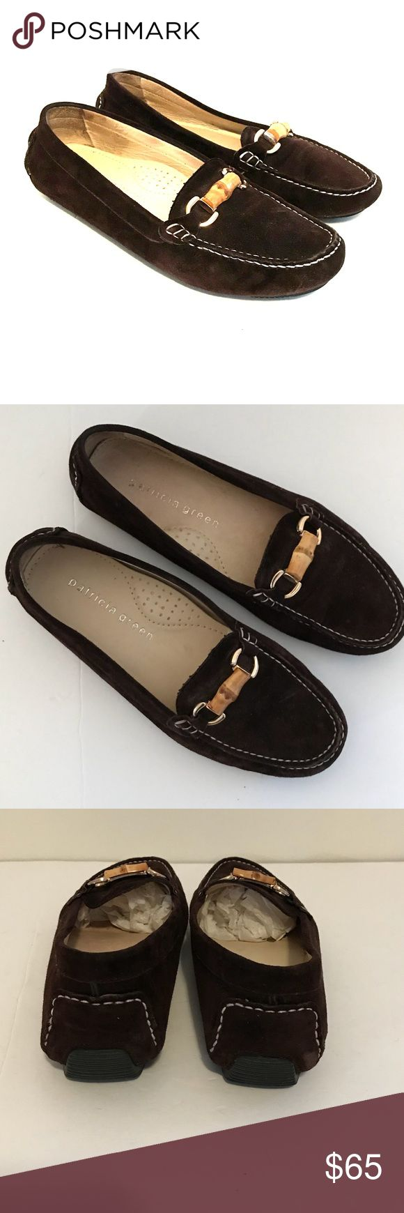 Patricia Green Brown Suede Loafers Size 38 Patricia Green Brown Suede Loafers Size 38. Gently used with almost no wear on the soles. Patricia Green Shoes Flats & Loafers