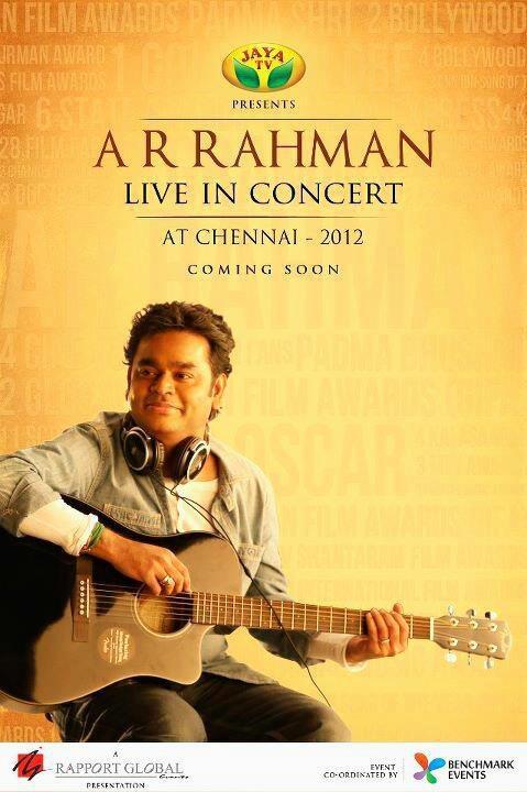 iFlickz: A R Rahman's Concert in Chennai