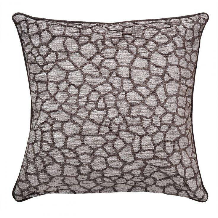 Zimbabwe Mink Cushion - 45x45cm