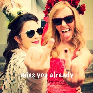"""""""Miss You Already"""". Movie quote. Made by TWB."""