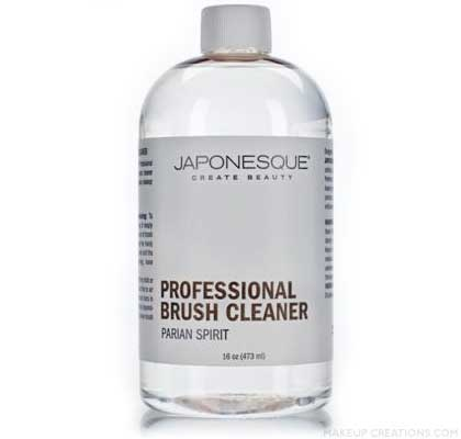 Makeup Brush Cleaner: Japonesque Professional Brush Cleaner