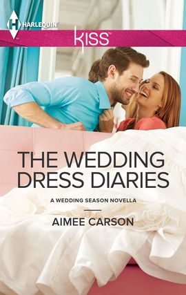 While organising her friend Reese's wedding, bridal shop owner and die-hard romantic Amber Davis is shocked to discover Reese's brother, her teenage crush Parker Robinson, is now a man who mocks the very existence of love... But Parker's about to discover that Amber is a girl who never says die, when she has to measure him for his tux! #HarlequinKISS #romance