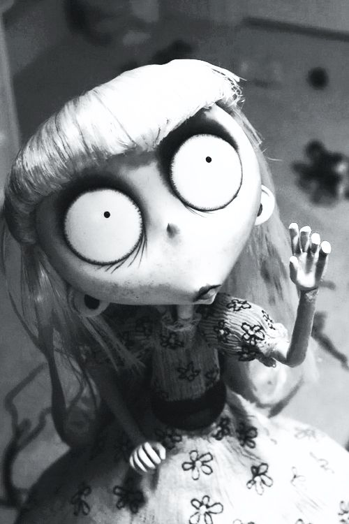 Frankenweenie Weird Girl 17 Best images about T...