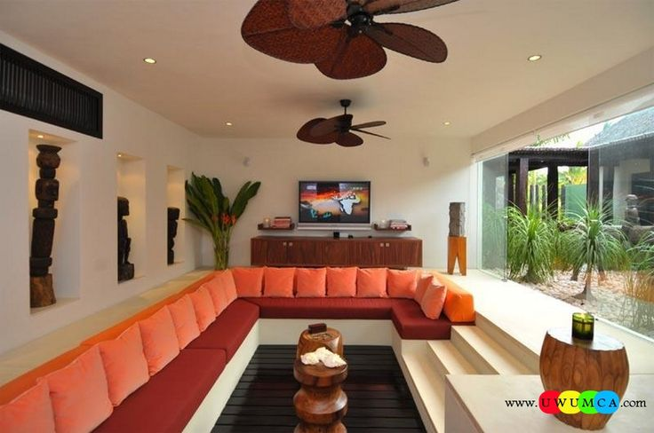 Outdoor / Gardening:Create Outdoor Lounge With Sunken Seating Area Ideas Build Conversation Pits Sunken Sitting Areas In Pool Garden Outside Decor Design Orange Living Room Conversation Pit Elevate The Style Quotient Of Your Outdoor Lounge With Sunken Seating Area