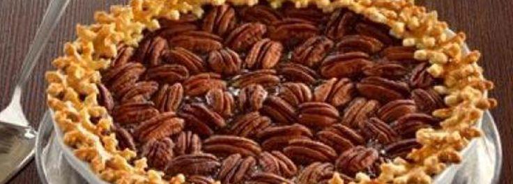 Tarte au chocolat et aux pacanes | Tenderflake