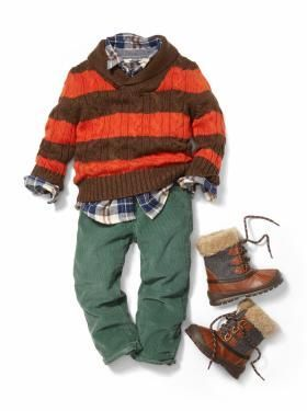 the CoOl Kids - Baby Clothing: Toddler Boy Clothing: We ♥ Outfits | Gap  #thatseasier #cool #kids