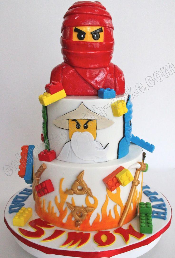 44 Best Lego Cake Images On Pinterest Lego Cake