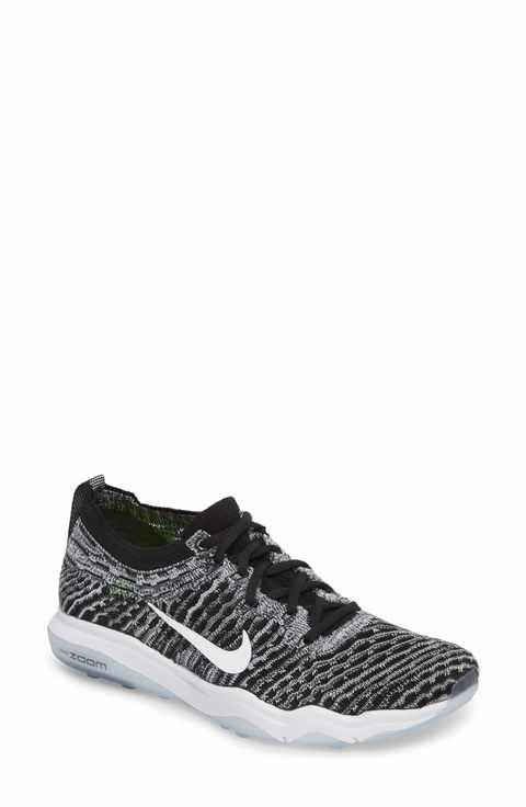 Nike Air Zoom Fearless Flyknit Lux Training Shoe (Women ... 2aadab1326bf