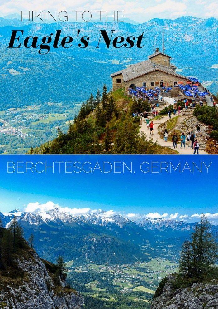 Wandern Zum Adlernest In Berchtesgaden Deutschland Mit Bildern Europa Reisen Reisen Deutschland Wandern