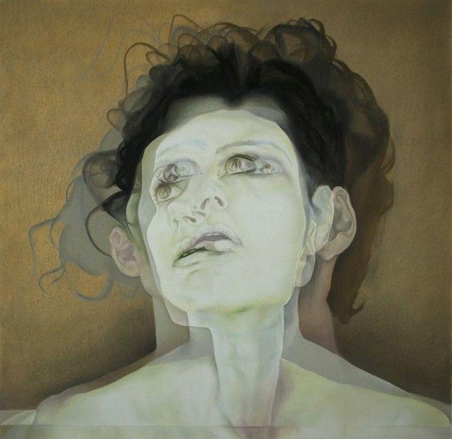 Visually Unsettling Portraits by Shaina Craft   Hi-Fructose Magazine