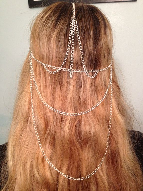 1920s Inspired Cranial Crown by Kaycelyn on Etsy, $26.00