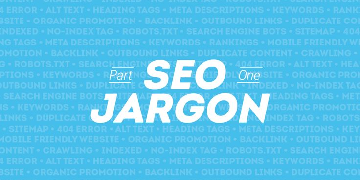 Zeal blog: SEO Jargon Explained, Part 1 #SEO #marketing